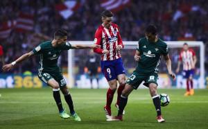 Атлетико отвори пролука за Реал след 0:0 с Бетис