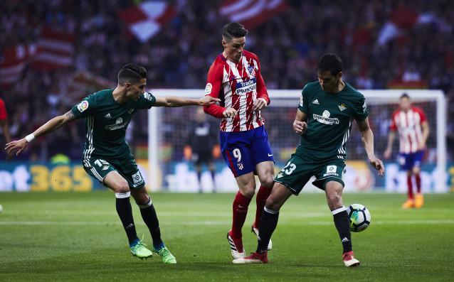 Атлетико Мадрид допусна втора грешна стъпка в испанската Ла Лига,