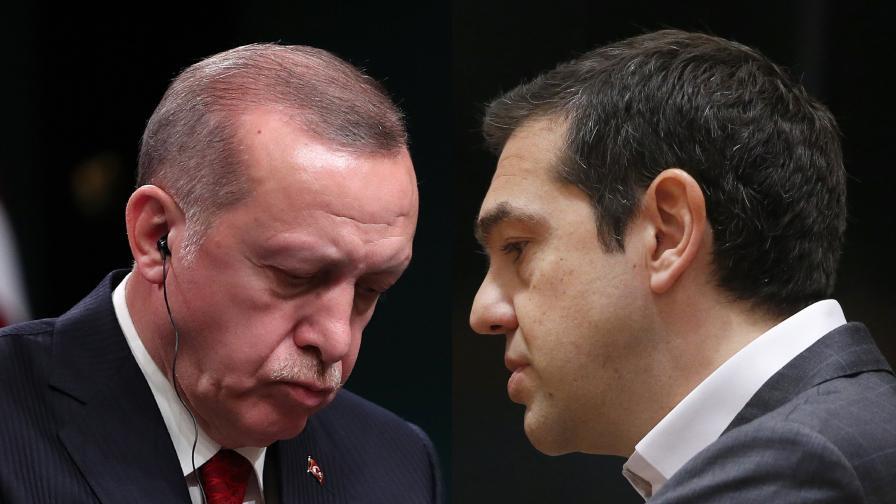 Ердоган поиска размяна, Ципрас: Няма да стане