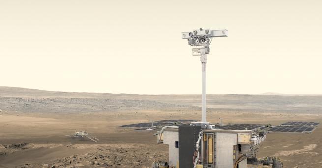 Мисията за изследване на Марс на Европейската космическа агенция (ЕКА)