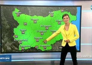 Прогноза за времето (23.04.2018 - обедна емисия)