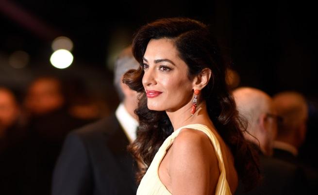 По-стилната половинка в семейство Клуни - Амал (СНИМКИ)