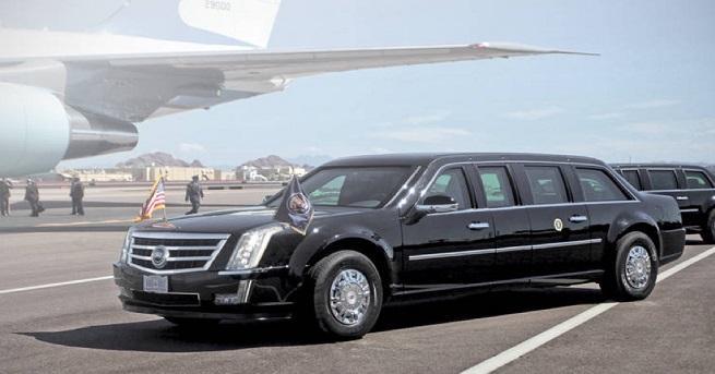 Секретните служби на САЩ получиха новата лимузина, в която ще