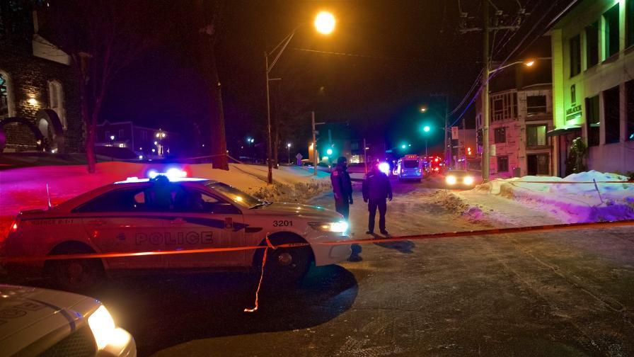 Ван мина през пешеходци в Торонто, има 9 жертви