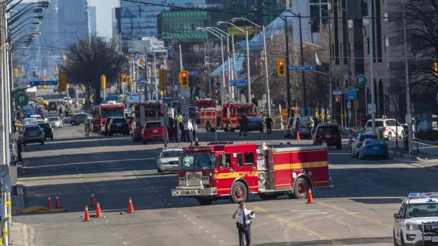 Атаката в Торонто е умишлена, жертвите са вече 10