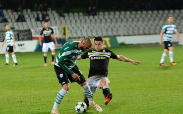Голмайсторът на Черно море отпадна от групата за мача с Ботев Пд