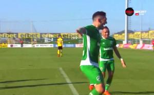 Локомотивът Кешеру тегли Лудогорец към титлата