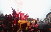 Рома отнася сурово наказание заради инцидентите в Ливърпул