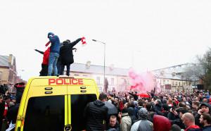 В УЕФА шокирани от индицентите преди Ливърпул - Рома