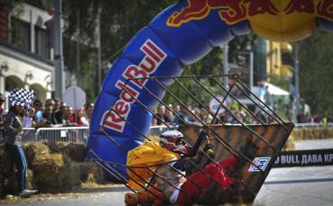 Трескава подготовка за Red Bull Soapbox