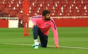 Симеоне се възхити от Венгер преди сблъсъка с Арсенал