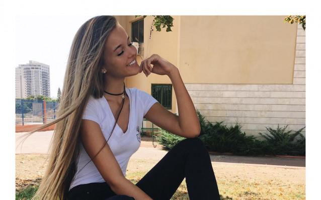Анна Зак е най-вървежната израелка в Инстаграм с над 1