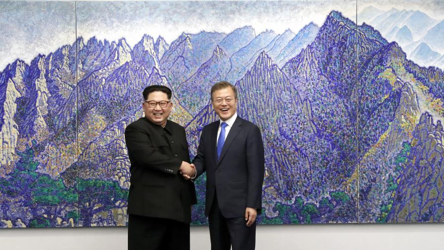 Безпрецедентна декларация за мир и обединение на Корея