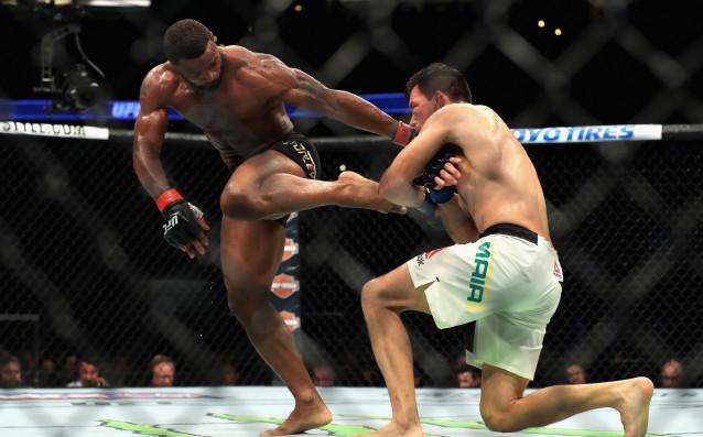 Една от изгряващите звезди на Ultimate Fighting Championship (UFC) в
