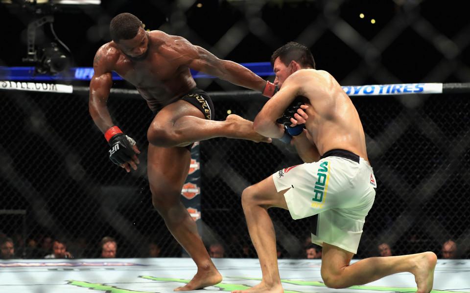 Спасяват UFC Чили с двубой между Камару Усман и Демиан Мая