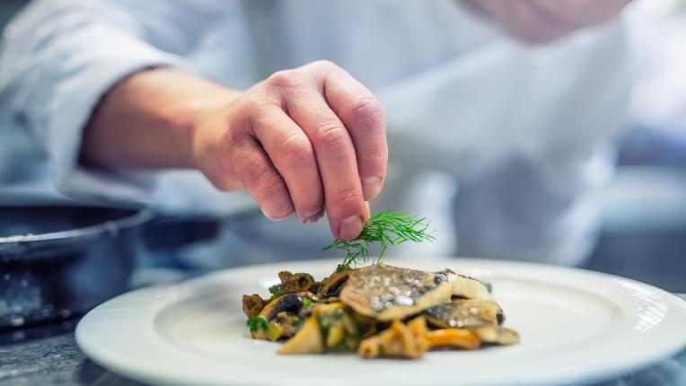 Рецепта за chef