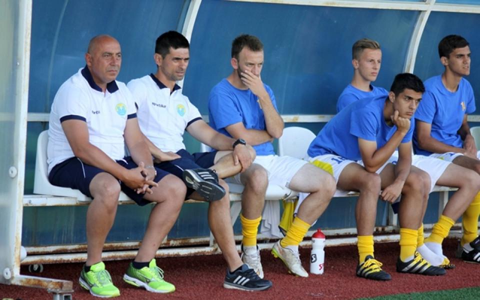 Треньорите на Марица подадоха оставки
