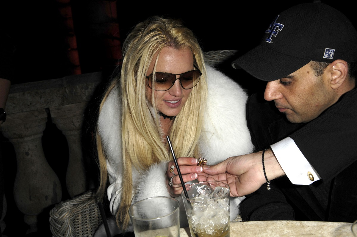 2007 г. беше наистина трудна за Бритни Спиърс. При много от нейните появи на партита и на участия, тя изглеждаше потресаващо.