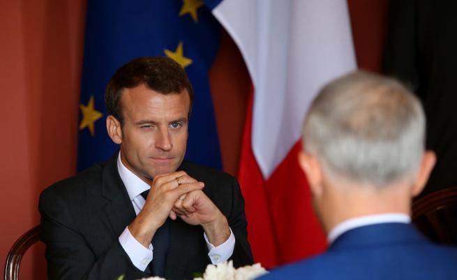 Макрон: Европейска отбрана без САЩ, да говорим с Русия