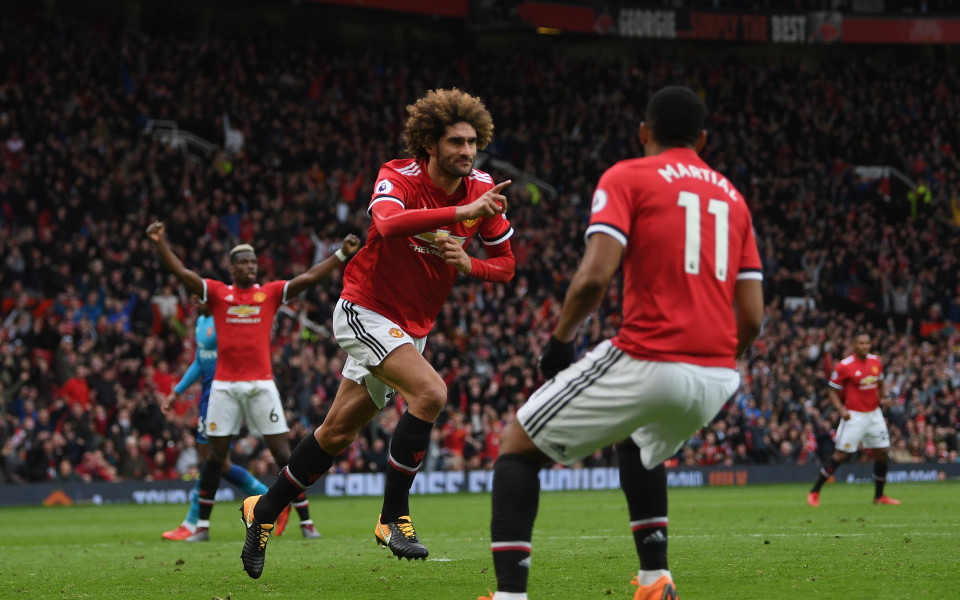 Манчестър Юнайтед защити първото си място в класацията на Форбс