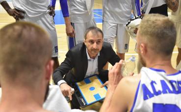 Баскетболна лекция на Академик Бултекс срещу казахстанци