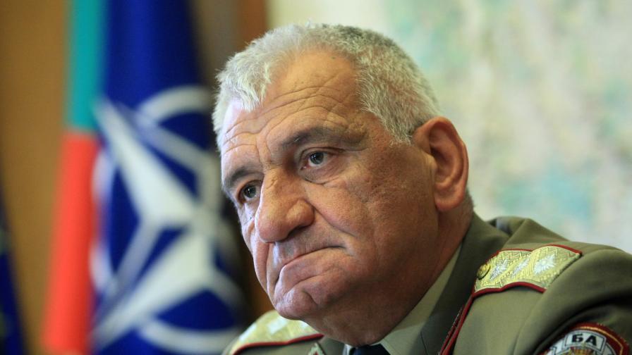 Ген. Боцев: НАТО не е организация, която се наема за охрана