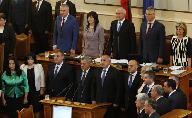 """Как българите оценяват министрите от кабинета """"Борисов 3"""""""