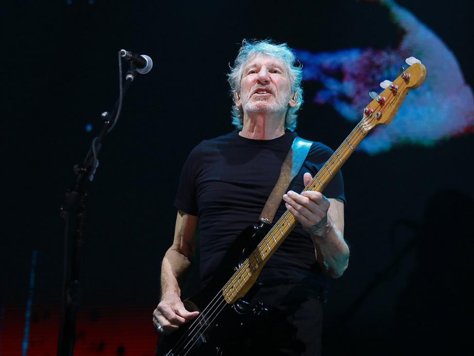 """- Roger Waters и турнето """"Us + Them"""" в Арена Армеец"""