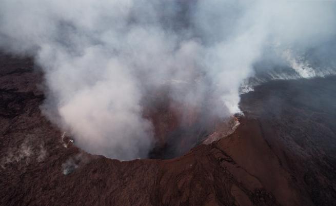 След изригването на вулкана Килауеа: Поредица нови трусове на остров Хавай
