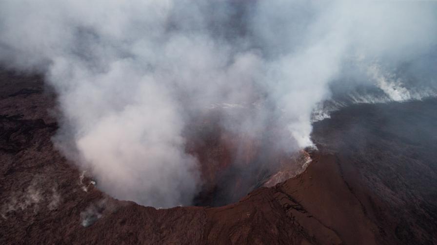 Нови силни трусове на остров Хавай след изригването на Килауеа