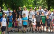 Академик Бултекс 99 загря за Балкан с голям баскетболен празник