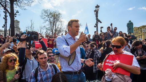 Русия ликвидира партията на Навални