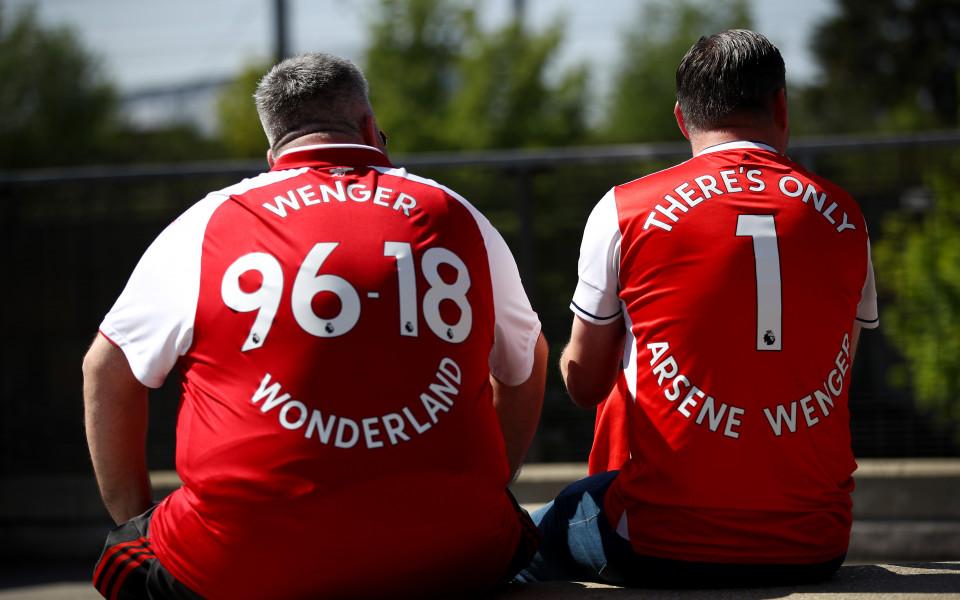 Венгер на прощаване: Оставам фен на Арсенал във всяка своя клетка