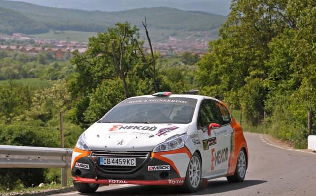 Григор Григоров/Йордан Йорданов източник: Grigorov Racing Team