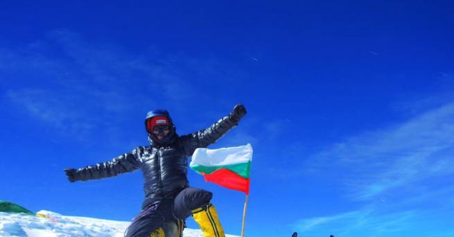 ff99e7d9b7c Българският алпинист Боян Петров изчезна Хималаите на територията на  Тибетски - Новини 24/7