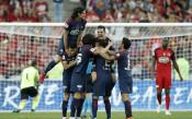 ПСЖ се размина без наказание от УЕФА