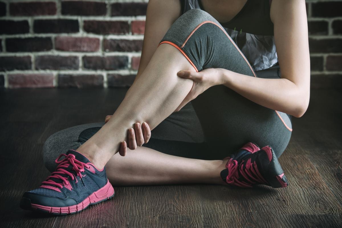 Крампи и схващания на мускулите.