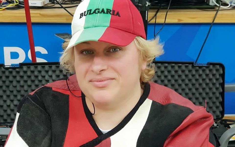 Българка спечели квота за Параолимпиадата в Токио 2020