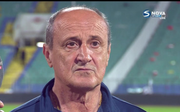 Делио Роси: Клубът ще реши моята съдба