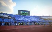 Синьото море на стадион