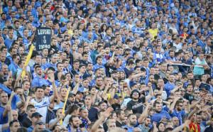 Левски отнесе глоба от 2000 лева след загубения финал