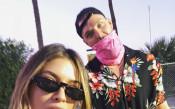 Кейси Амато и Чандлър Парсънс<strong> източник: Instagram.com</strong>