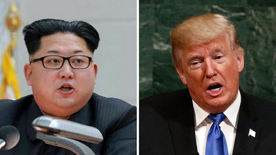 Тръмп: Молете се на Господ да не използваме ядрените си мощности