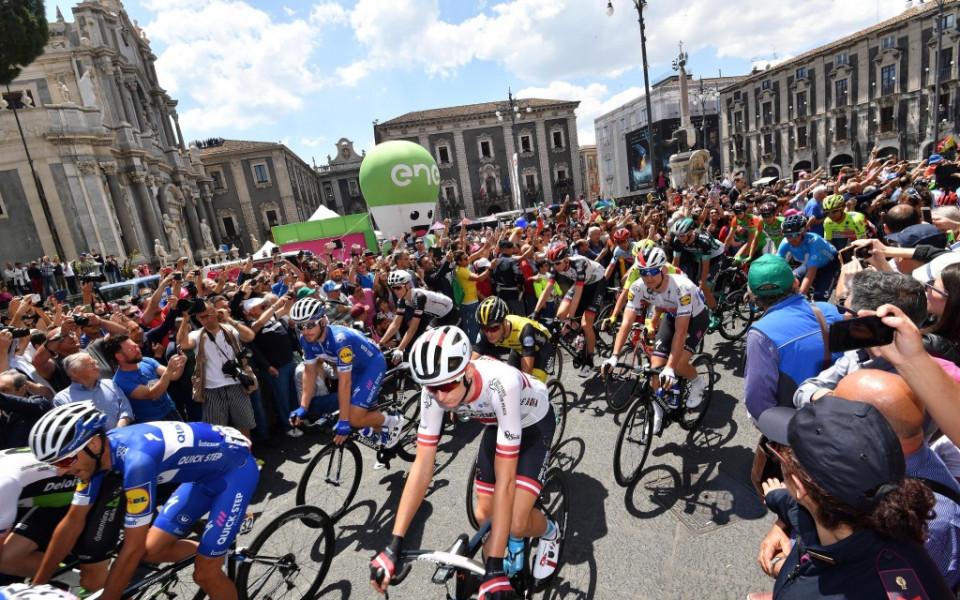 Чавес взе 6-ия етап на Джирото, Йейтс поведе в генералното