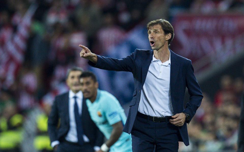 Атлетик Билбао разкарва треньора след края на сезона