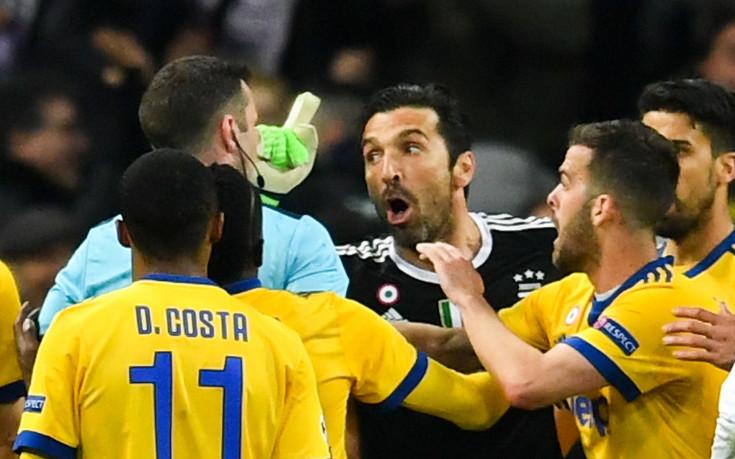 УЕФА обяви наказанието на Буфон