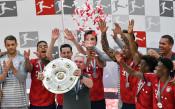 Байерн Мюнхен триумфира<strong> източник: БГНЕС</strong>
