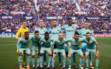Мондиал 2018 под знака на Барселона