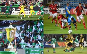 Левски с аванс пред Берое, Черно море и Локо Пд също в битката за Лига Европа продължава