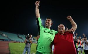 Венци Стефанов: Футболът в България не е започнал и няма да свърши с Левски